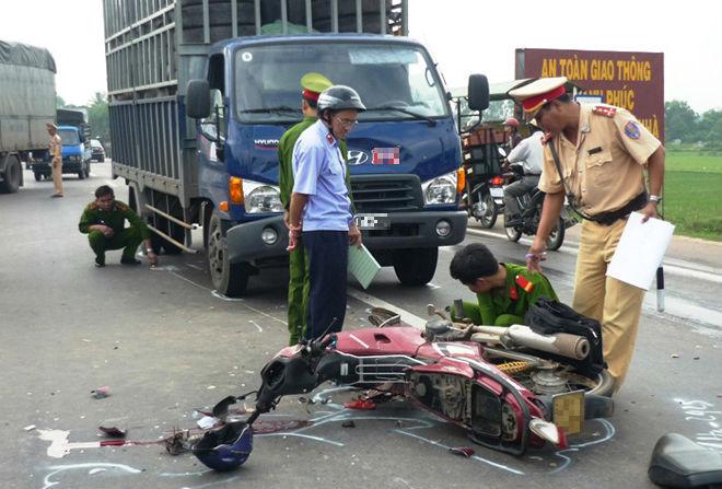 Mùng 1 Tết: 50 người chết do tai nạn giao thông - Ảnh 1