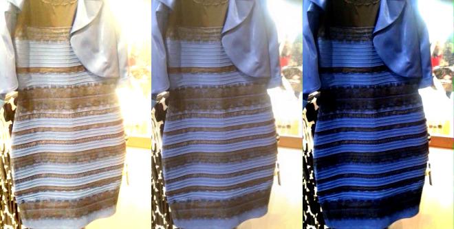 Lý giải vì sao cùng một chiếc váy lại nhìn ra nhiều màu - Ảnh 1
