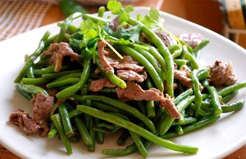 Thịt bò xào đậu cove - món ngon cho ngày lạnh - Ảnh 2