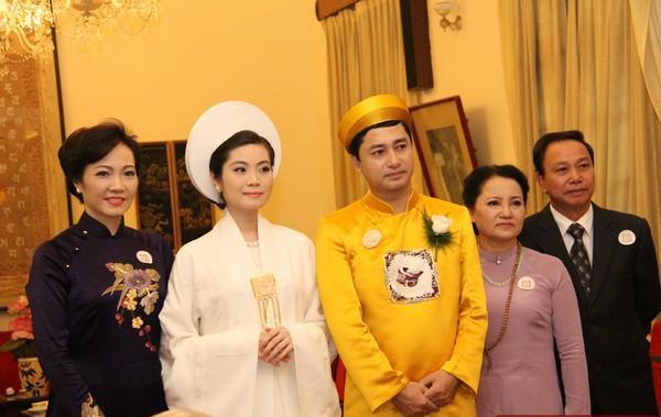Ngắm ảnh cưới của ái nữ cố Chủ tịch Tập đoàn Nam Cường - Ảnh 1