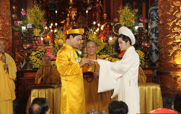 Ngắm ảnh cưới của ái nữ cố Chủ tịch Tập đoàn Nam Cường - Ảnh 2