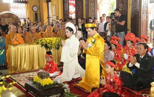 Ngắm ảnh cưới của ái nữ cố Chủ tịch Tập đoàn Nam Cường - Ảnh 5