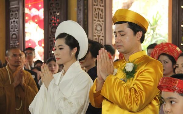 Ngắm ảnh cưới của ái nữ cố Chủ tịch Tập đoàn Nam Cường - Ảnh 7