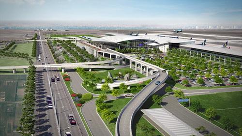 Bộ GTVT lại bác bỏ tên đơn vị tài trợ xây sân bay Long Thành - Ảnh 1