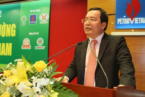 Tân TGĐ và điều thú vị về dàn lãnh đạo Tập đoàn Dầu khí Việt Nam - Ảnh 1