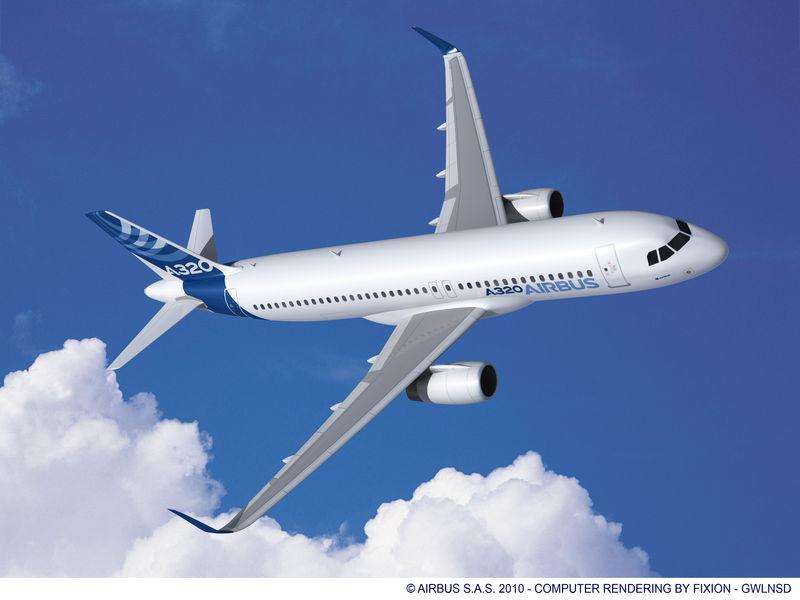 Chiều nay, Jestar đón siêu máy bay cánh cong của Airbus - Ảnh 1