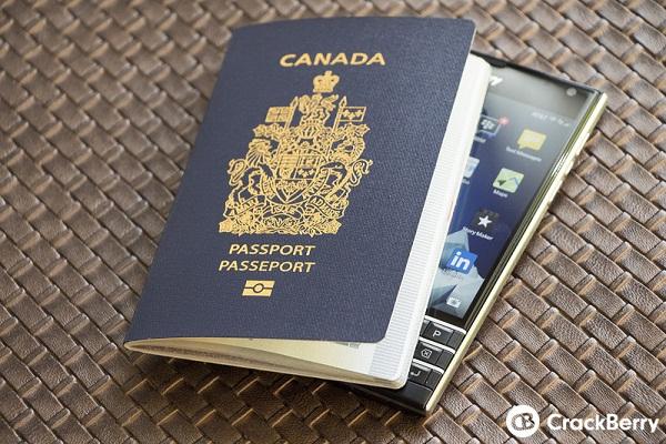 """Tất tần tật"" về BlackBerry Passport - Ảnh 1"