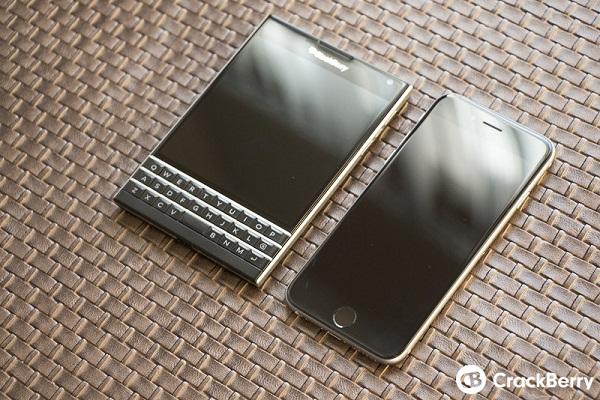 """Tất tần tật"" về BlackBerry Passport - Ảnh 2"