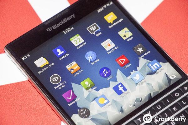 """Tất tần tật"" về BlackBerry Passport - Ảnh 4"