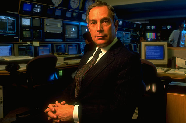Bloomberg – Vị tỷ phú thất nghiệp ở tuổi 39 - Ảnh 1