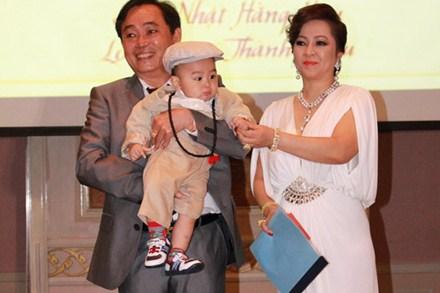 Con nhà đại gia Việt: Tỷ phú nghìn tỷ khi 1 tuổi - Ảnh 1