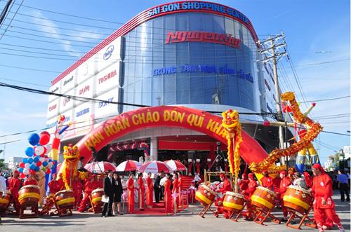 Tỷ phú Thái Lan thâu tóm Nguyễn Kim - Ảnh 1