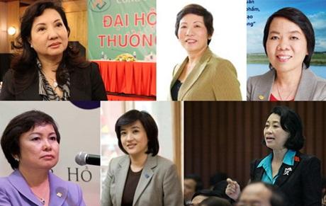 Tài sản của 50 nữ đại gia Việt chạm ngưỡng một tỷ USD - Ảnh 1