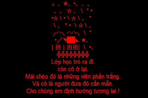 Tin nhắn sms chúc mừng ngày nhà giáo Việt Nam 20/11 - Ảnh 1