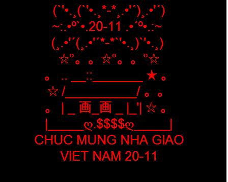 Tin nhắn sms chúc mừng ngày nhà giáo Việt Nam 20/11 - Ảnh 7