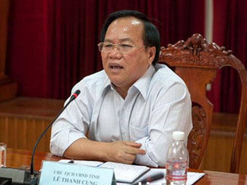 Chủ tịch tỉnh Bình Dương giải trình sai phạm trước khi về hưu - Ảnh 1