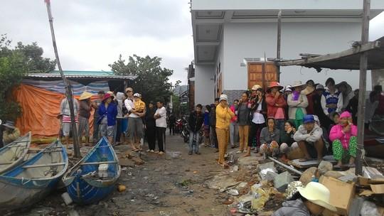 Khánh Hòa: Chìm ghe trong đêm, 2 ngư dân thiệt mạng - Ảnh 1