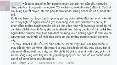 Bộ đôi triệu đô Thái Hòa - Charlie Nguyễn bị cộng đồng LGBT lên án - Ảnh 6