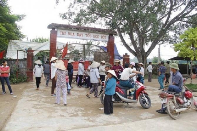 600 học sinh nghỉ học tại Hà Tĩnh: Tháng 12 phải giải quyết xong - Ảnh 1