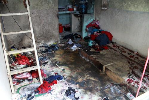 Sài Gòn: Chồng tưới xăng đốt nhà, 3 người trong gia đình tử vong - Ảnh 2