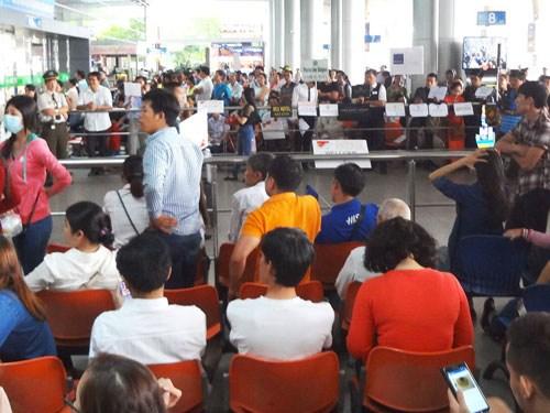 Những sự cố hy hữu của hàng không Việt Nam năm 2014 - Ảnh 2