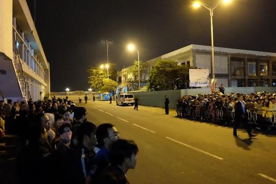Ông Nguyễn Bá Thanh đã về đến Đà Nẵng - Ảnh 1