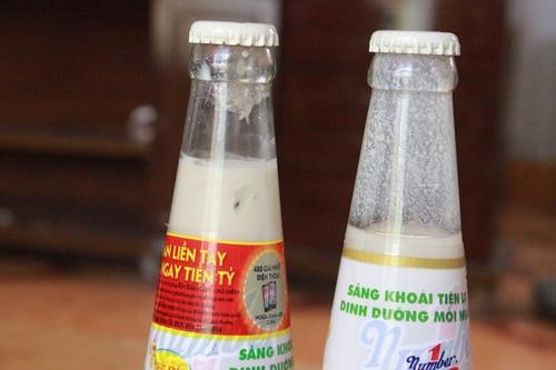 Lại phát hiện dị vật trong sản phẩm nước ngọt của Tân Hiệp Phát - Ảnh 1