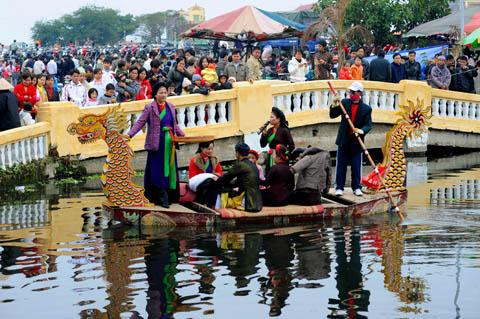 Những lễ hội Xuân cầu tài cầu lộc cầu may dịp Tết - Ảnh 5