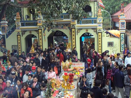 Những lễ hội Xuân cầu tài cầu lộc cầu may dịp Tết - Ảnh 7