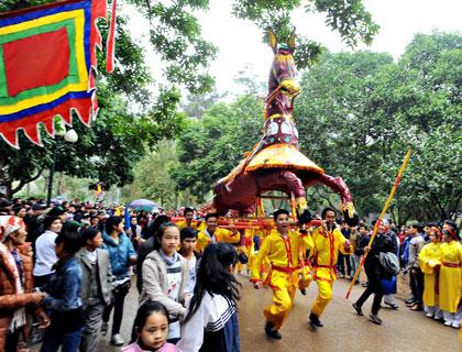 Những lễ hội Xuân cầu tài cầu lộc cầu may dịp Tết - Ảnh 4