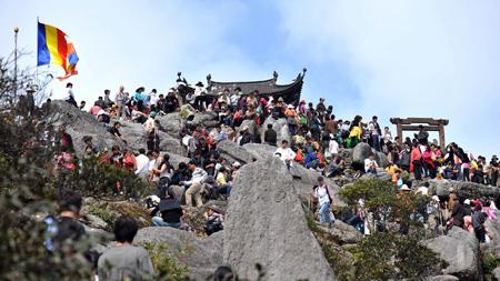 Những lễ hội Xuân cầu tài cầu lộc cầu may dịp Tết - Ảnh 3