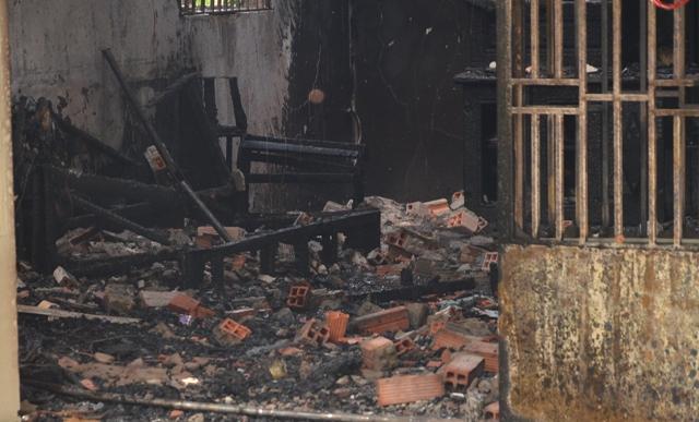 """TP.HCM: Cụ bà 73 tuổi thoát chết khi """"bà hỏa"""" viếng thăm - Ảnh 2"""