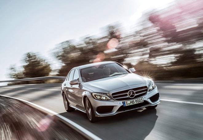 Mercedes-Benz C-Class 2015 ra mắt tại HN vào ngày mai - Ảnh 1