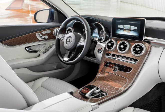 Mercedes-Benz C-Class 2015 ra mắt tại HN vào ngày mai - Ảnh 2