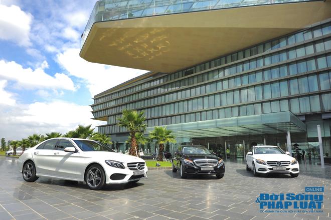 Chi 1,4 tỷ đồng bạn nhận gì từ Mercedes-Benz C200 mới? - Ảnh 1