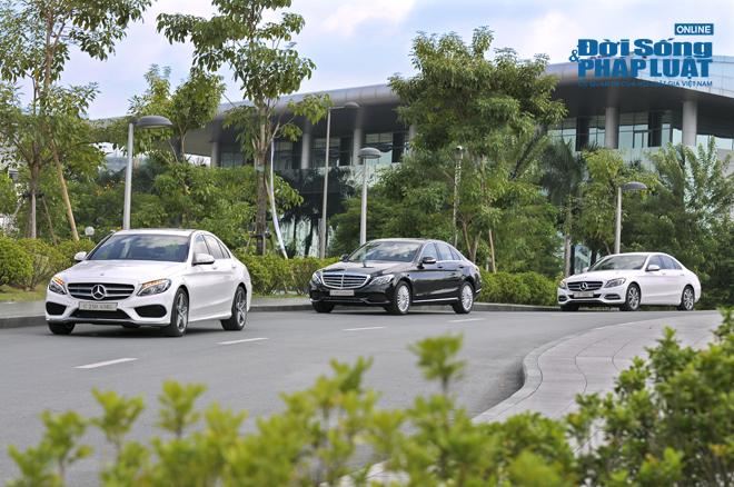 Chi 1,4 tỷ đồng bạn nhận gì từ Mercedes-Benz C200 mới? - Ảnh 4