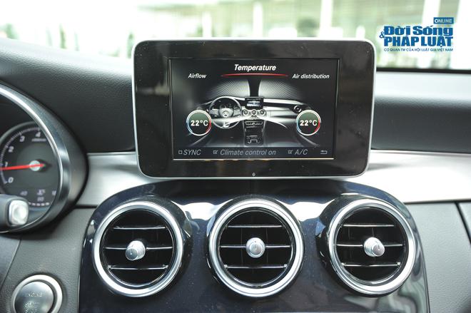 Chi 1,4 tỷ đồng bạn nhận gì từ Mercedes-Benz C200 mới? - Ảnh 6