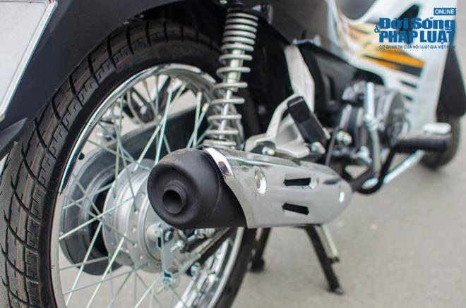 Trải nghiệm Honda Blade 110 vi vu phố Hà thành - Ảnh 8