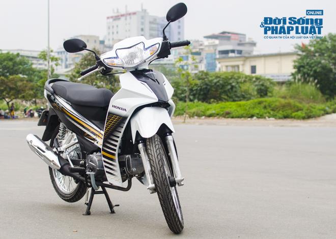 Trải nghiệm Honda Blade 110 vi vu phố Hà thành - Ảnh 1