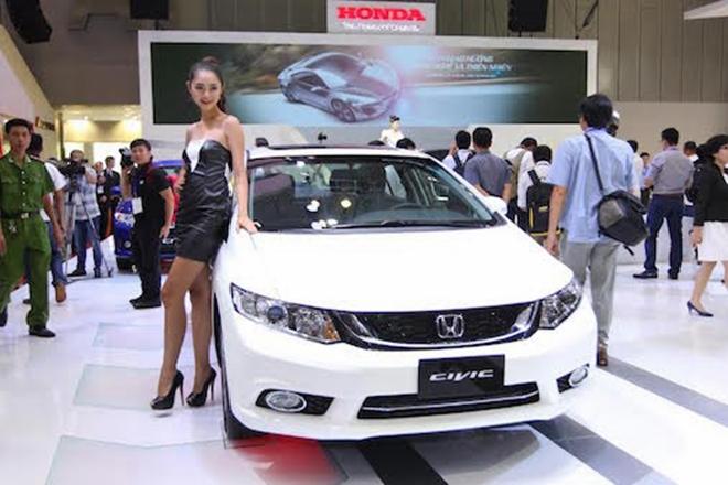 Honda Civic 2015 có giá từ 780 triệu tại Việt Nam - Ảnh 1