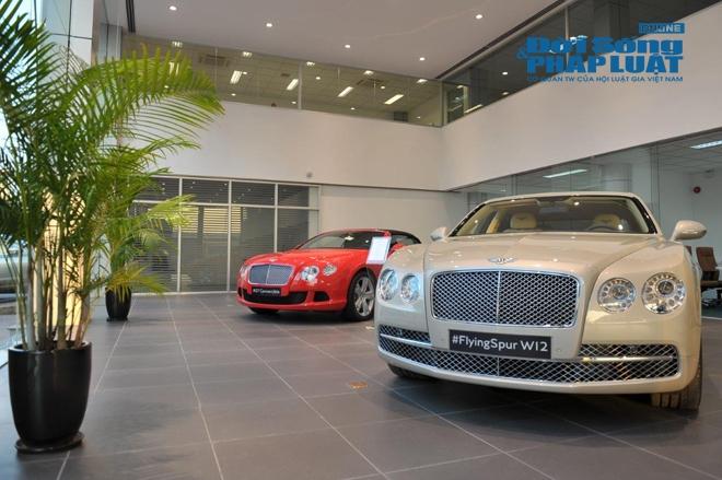 Ngày ra mắt, Bentley Hà Nội giới thiệu mẫu xe nào? - Ảnh 2