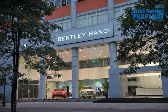 Ngày ra mắt, Bentley Hà Nội giới thiệu mẫu xe nào? - Ảnh 1
