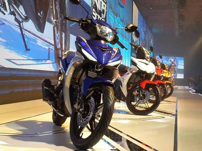 Yamaha Exciter 150cc ra mắt, giá từ 45 triệu đồng - Ảnh 1