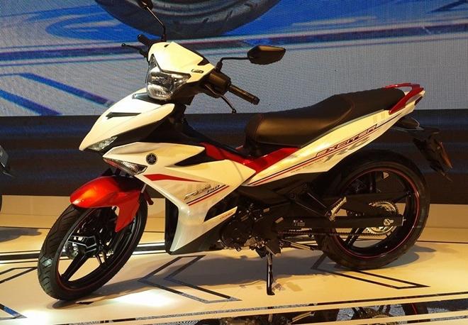 Yamaha Exciter 150cc ra mắt, giá từ 45 triệu đồng - Ảnh 3