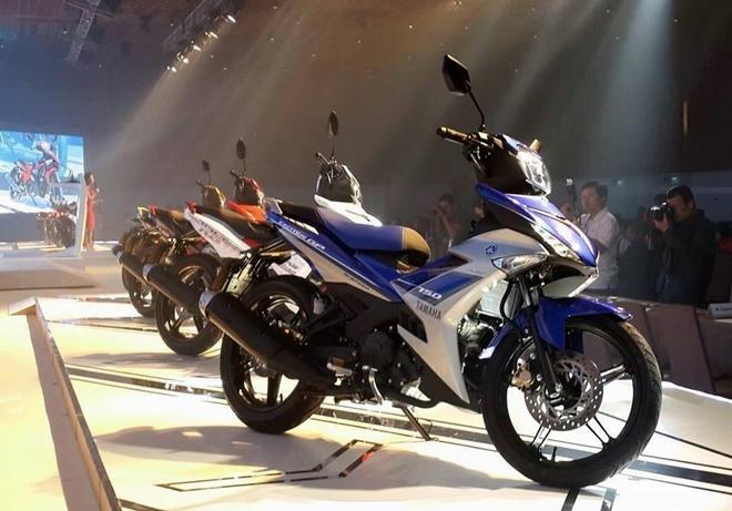 Yamaha Exciter 150cc ra mắt, giá từ 45 triệu đồng - Ảnh 2