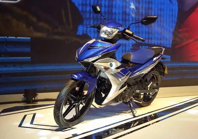Yamaha Exciter 150cc ra mắt, giá từ 45 triệu đồng - Ảnh 4