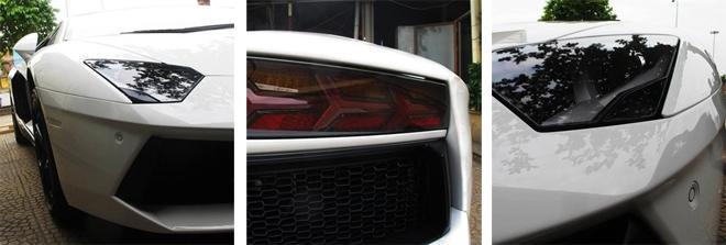 Cặp siêu xe Lamborghini chính hãng về Hà Nội đón Giáng sinh - Ảnh 3