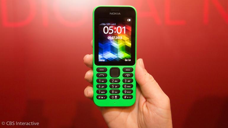 Video 'đập hộp' Nokia 215 - Điện thoại pin 'khủng' chờ gần 1 tháng - Ảnh 1