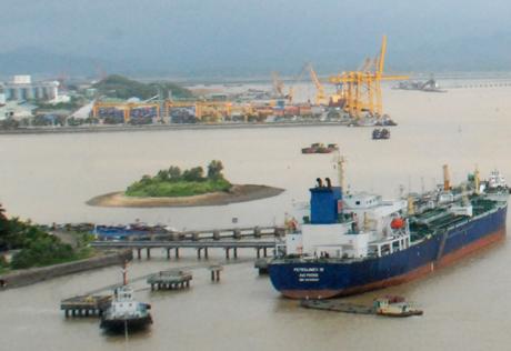 Sai phạm tại dự án cảng Hòn Gai: Kỷ luật Phó TGĐ Vinawaco  - Ảnh 1