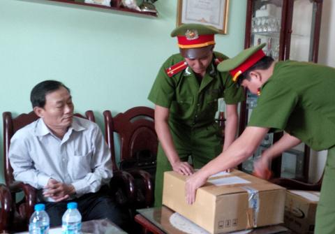 Khởi tố nguyên Giám đốc công ty Dược vật tư y tế Quảng Nam - Ảnh 1